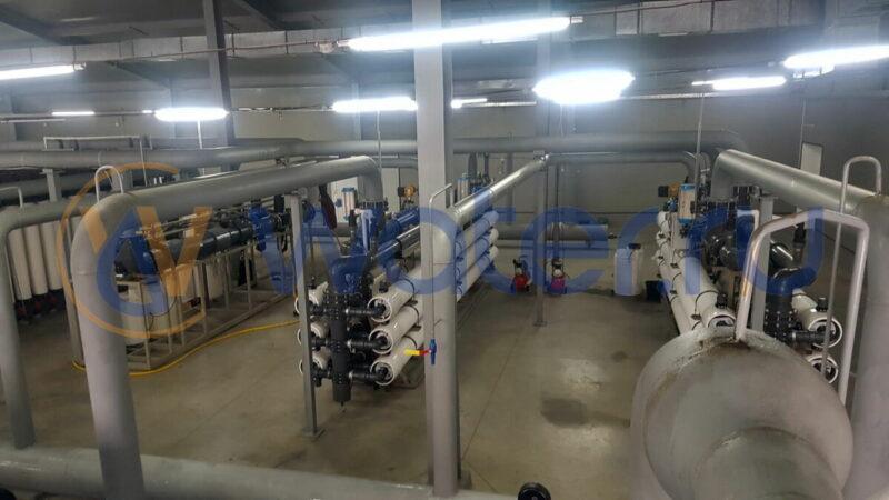 установка ультрафильтрации воды