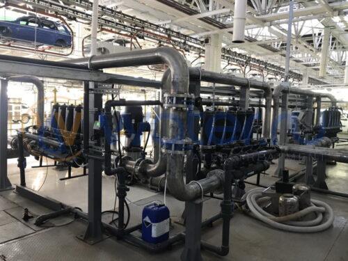 Система водоподготовки для предприятия АО АвтоВаз
